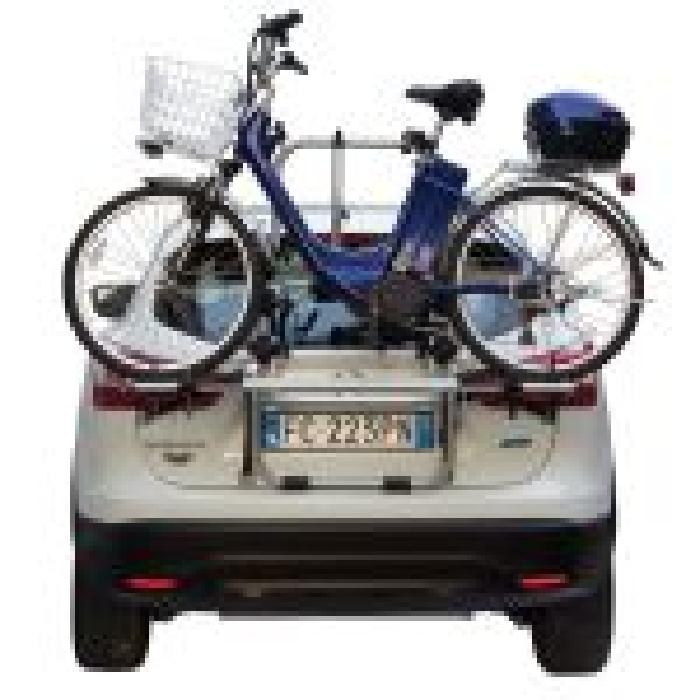 Landrover Freelander, 5-T SUV Bj. 2006-2010, Fabbri Fahrradträger f. E- Bike- Elektrofahrrad