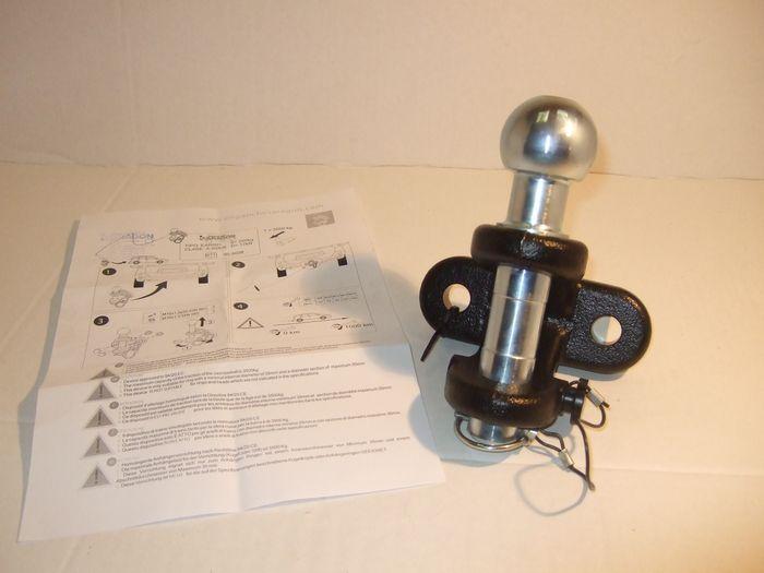Maul/ Kugelkupplung (90)-28 automatic