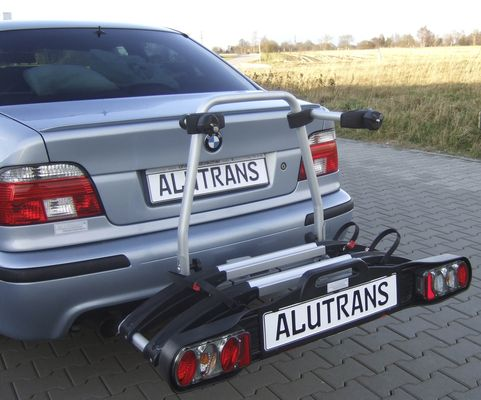 ALUTRANS E- Bike Heckträger ALUTRANS E- Bike  Video-Test-Empfehlung f. AHK AHK Heckträger für E-Bike Elektrofahrrad
