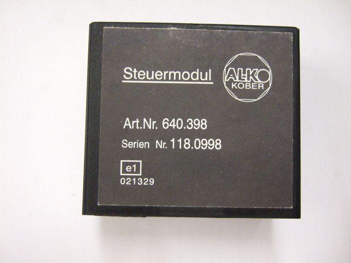 Modul Steuergerät AL-KO 640.398 Ser. 118.0998