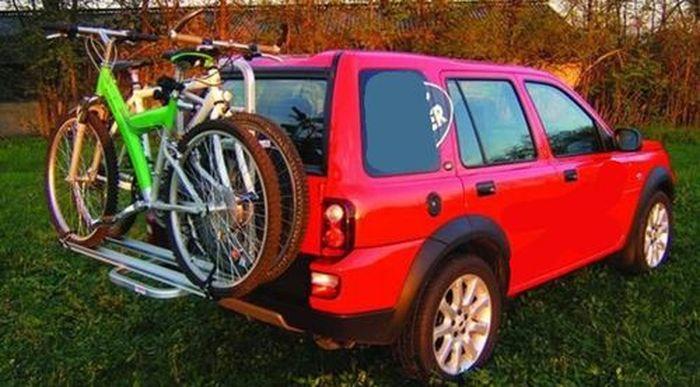 Umrüstkit, fabbri, auf 2 Fahrrädern