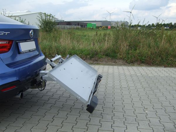 ALUTRANS BackBOXX Premium Komplettsystem Cargo