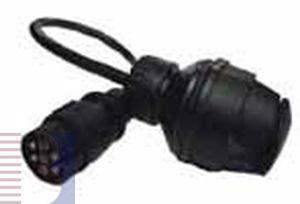 Adapterkabel 7- 13pol.- 30 cm