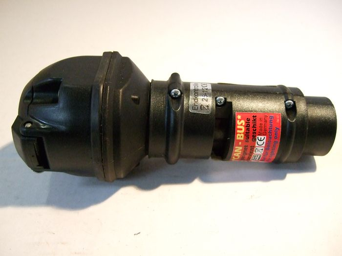 Spannungsreduzieradapter 24- 12V, 7p PKW auf 7p PKW