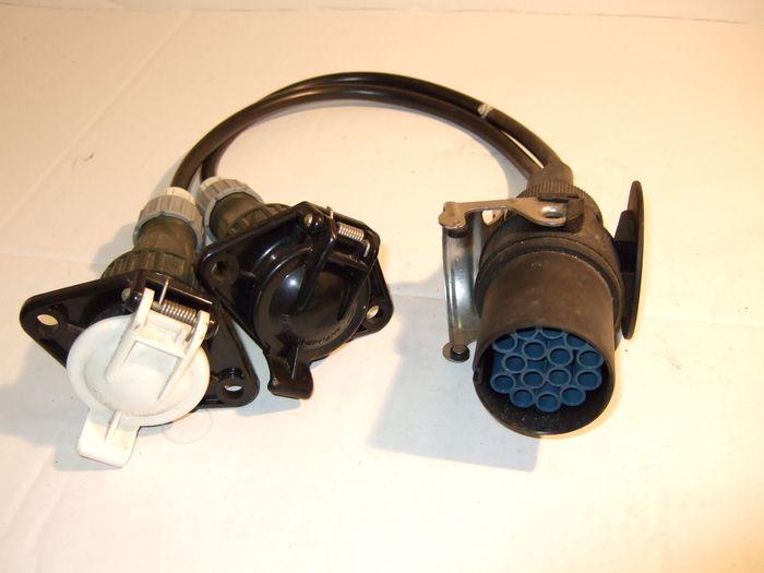 Adapterkabel LKW 15- 7pol.N-S