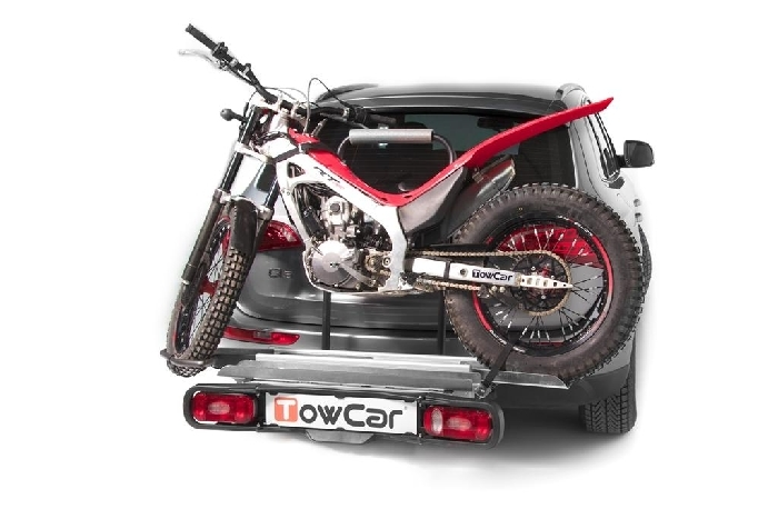 towcar racing motorradtr ger f r d anh ngerkupplung towbox. Black Bedroom Furniture Sets. Home Design Ideas