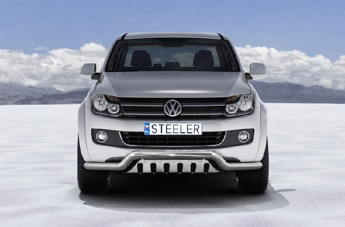 Frontschutzbügel Kuhfänger Bullfänger VW Amarok 2010-2016, Sportbar UF 70mm