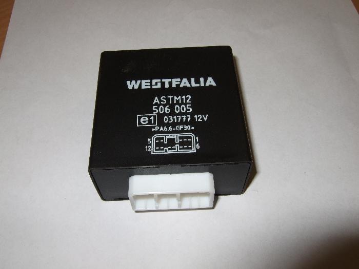 Modul Steuergerät Westfalia ASTM12 506005 12V