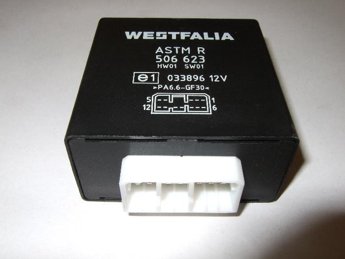 Modul Steuergerät Westfalia ASTM R HW01 SW01 506623