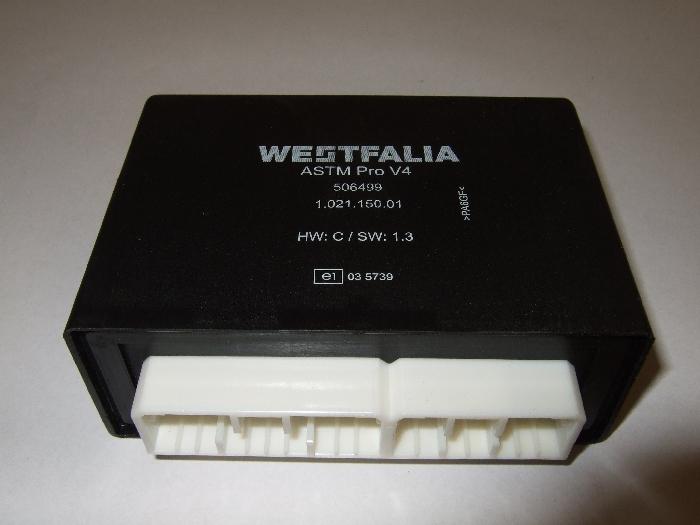 Modul Steuergerät Westfalia ASTM pro V4 506499.