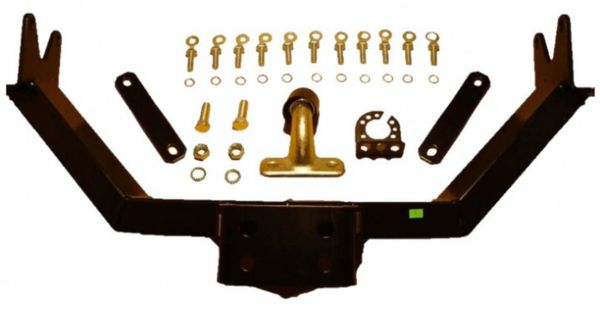 Anhängelast erhöhen Nissan NV 400 Pritsche, Front + Heckantrieb, Singlebereifung, 06. 2010- (feststehende AHK incl. Gutachten)