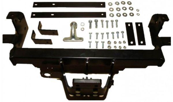 Anhängelast erhöhen Nissan NV 400 Kasten, Frontantrieb, Singlebereifung, 06. 2010- (feststehende AHK incl. Gutachten)