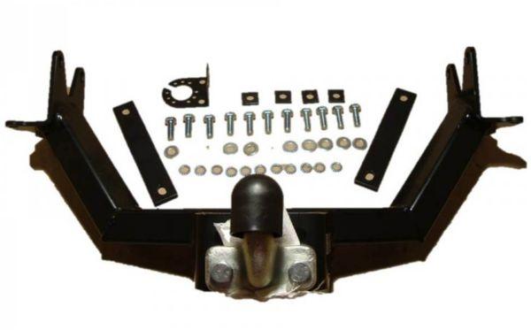 Anhängelast erhöhen Nissan NV 400 Pritsche, Heckantrieb, Zwillingsbereifung, 06. 2010- (feststehende AHK incl. Gutachten)