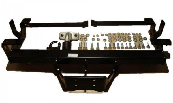 Anhängelast erhöhen Nissan NV 400 Kasten, Heckantrieb, Zwillingsbereifung, 06. 2010- (feststehende AHK incl. Gutachten)
