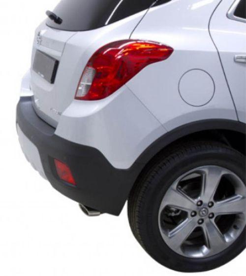 Anhängelast erhöhen Opel Mokka, 2012- (horizontal abnehmbare AHK incl. Gutachten)