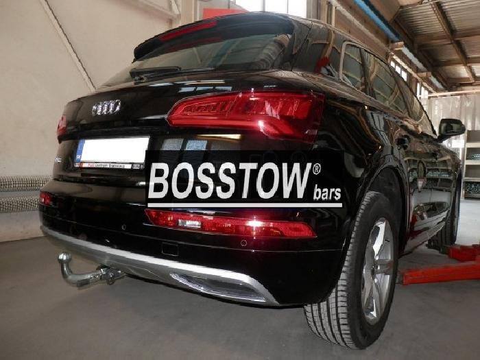 Anhängerkupplung Audi-Q5 - 2017-,