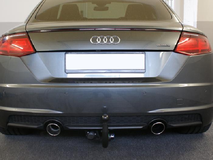 Anhängerkupplung für Audi-TT FV/8J/8S, nur für Heckträgerbetrieb, Baujahr 2014-