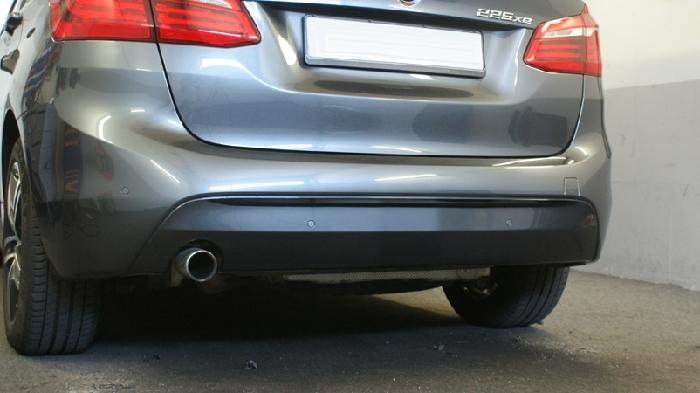 Anhängerkupplung für BMW-2er F45 Active Tourer, spez. 225XE, nur für Heckträgerbetrieb, Baujahr 2015-
