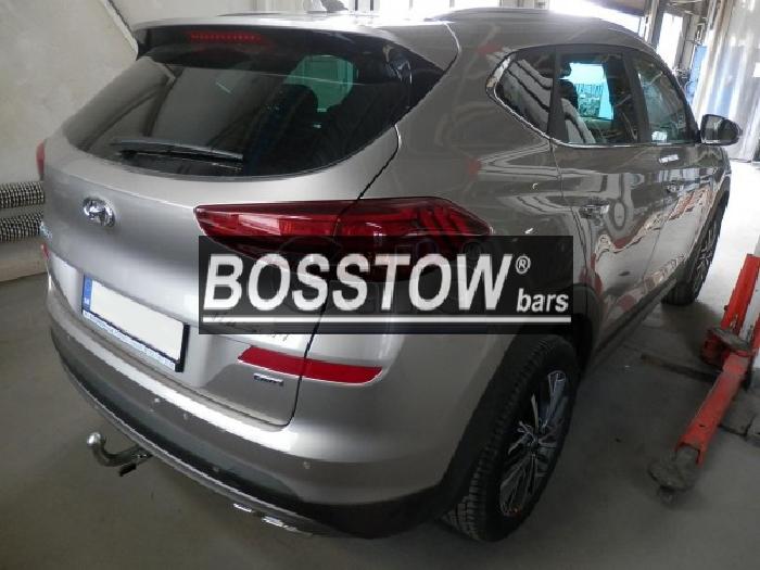 Anhängerkupplung für Hyundai-Tucson - 2018-