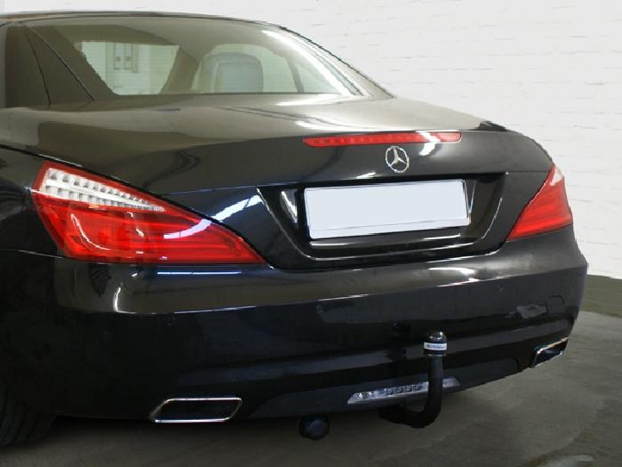Anhängerkupplung Mercedes-SL R 231, nur für Heckträgerbetrieb, Baujahr 2012-