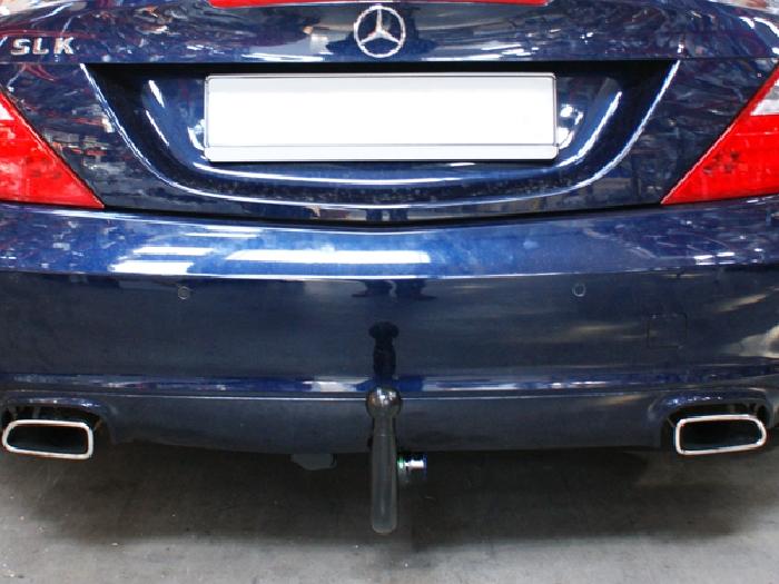 Anhängerkupplung Mercedes-SLK R172 nur für Heckträgerbetrieb, Baujahr 2011-