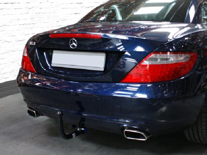 Anhängerkupplung für Mercedes-SLK R172 nur für Heckträgerbetrieb, Baujahr 2011-