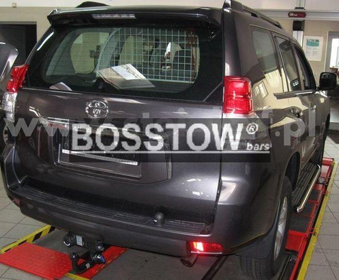 Anhängerkupplung für Toyota-Landcruiser - 2009- 150 Ausf.:  vertikal