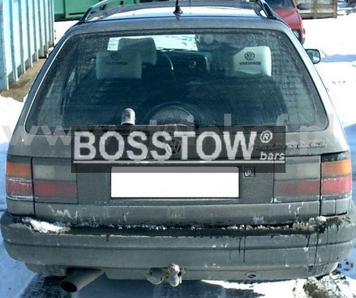 Anhängerkupplung für VW-Passat - 1988-1993 35i nicht Syncro, Variant Ausf.:  feststehend