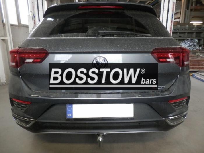 Anhängerkupplung VW-T-roc Cabrio, Baujahr 2017-
