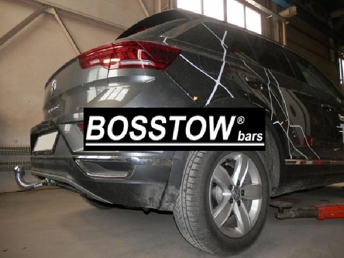Anhängerkupplung für VW-T-roc - 2017- Cabrio Ausf.:  horizontal