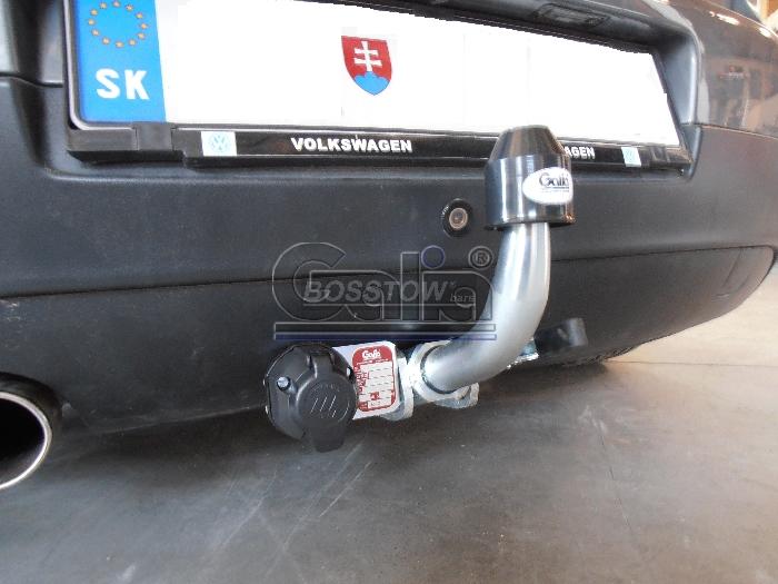 Anhängerkupplung Audi-A3 3-Türer, nicht Quattro + S3, Baujahr 2003-2005 Ausf.:  feststehend