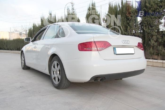 Anhängerkupplung Audi-A4 Limousine Quattro, Baujahr 2007-2011 Ausf.:  vertikal