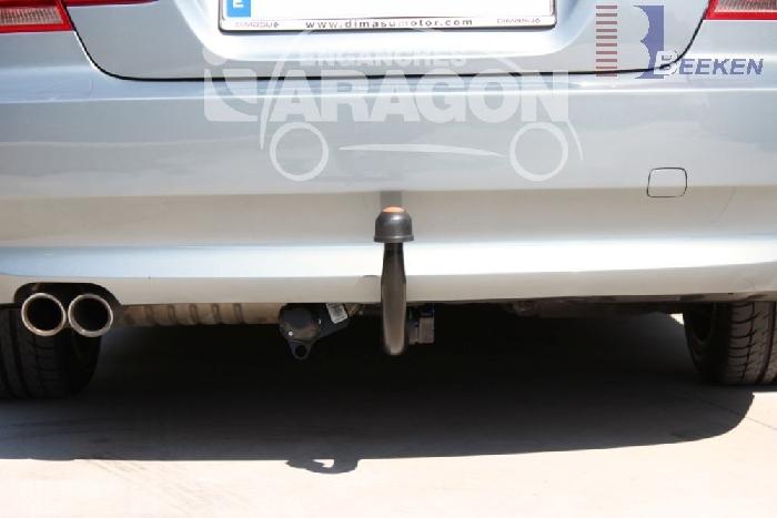 Anhängerkupplung für BMW-3er - 2006- Cabrio E93, spez. M- Paket Ausf.:  vertikal