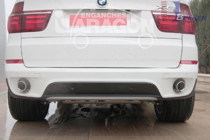 Anhängerkupplung für BMW-X5 - 2007-2013 E70 Ausf.:  vertikal