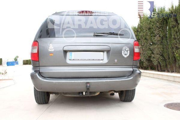 Anhängerkupplung für Chrysler-Voyager - 2001-2008 Ausf.:  feststehend