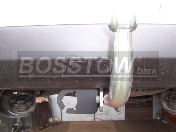 Anhängerkupplung für Fiat-Fiorino Kasten, nicht für Gas-Fahrzeuge, Baujahr 2008-