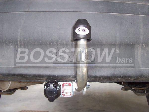 Anhängerkupplung Fiat-Punto Cabrio, Baujahr 1993-1999 Ausf.:  feststehend
