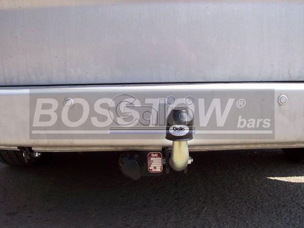 Anhängerkupplung für Fiat-Scudo - 2007- Kasten/ Bus/ Kombi Ausf.:  feststehend
