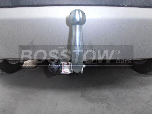 Anhängerkupplung für Fiat-Stilo - 2001-2004 Fließheck Ausf.:  feststehend