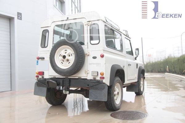 Anhängerkupplung Landrover-Defender 90, Baujahr 1998-