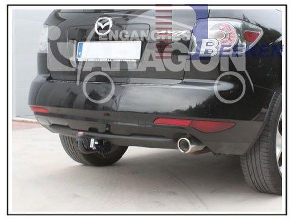 Anhängerkupplung Mazda-CX- 7 Benzinmotor, Baujahr 2009-