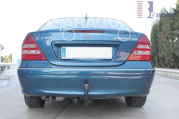 Anhängerkupplung Mercedes-C-Klasse Kombi W203, Baujahr 2005-2007 Ausf.:  vertikal