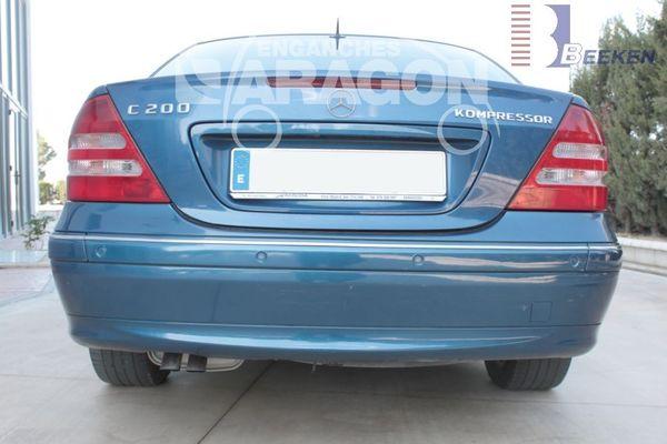 Anhängerkupplung Mercedes-C-Klasse Kombi W203, Baujahr 2001-2005