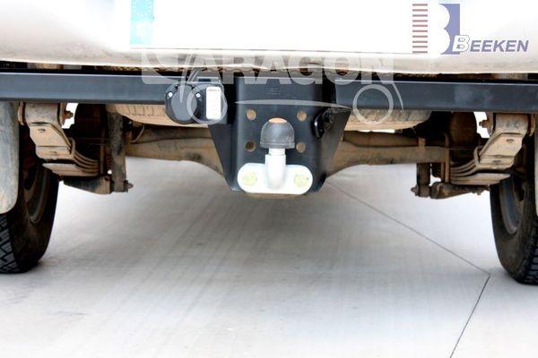 Anhängerkupplung für Mitsubishi-L200 - 1996-2002 2WD Ausf.:  feststehend