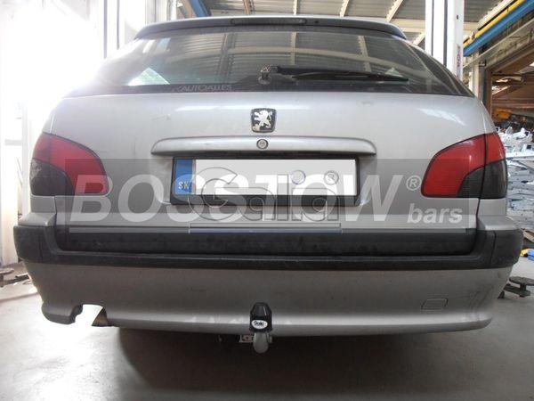 Anhängerkupplung für Peugeot-406 - 1996-1999 Kombi Ausf.:  feststehend