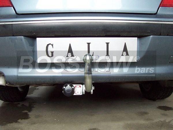 Anhängerkupplung für Peugeot-406 - 1999-2004 Limousine Ausf.:  feststehend