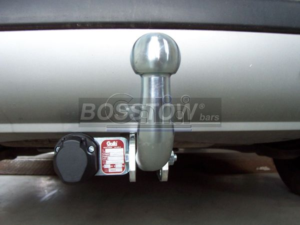 Anhängerkupplung Peugeot 807, Baureihe 2005-  feststehend
