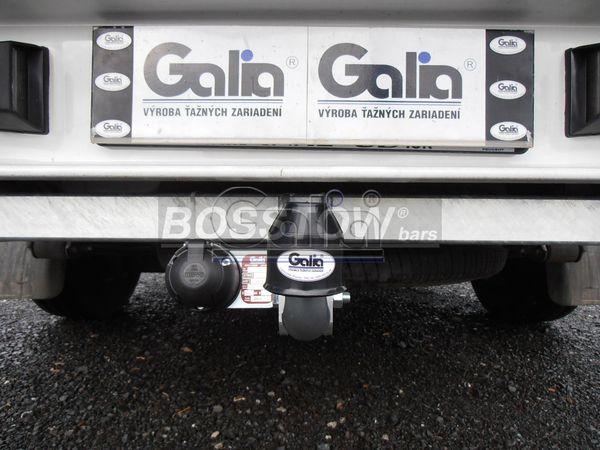 Anhängerkupplung Peugeot-Boxer Pritsche, 2 WD, Radstand: 4035mm, Baujahr 2006-