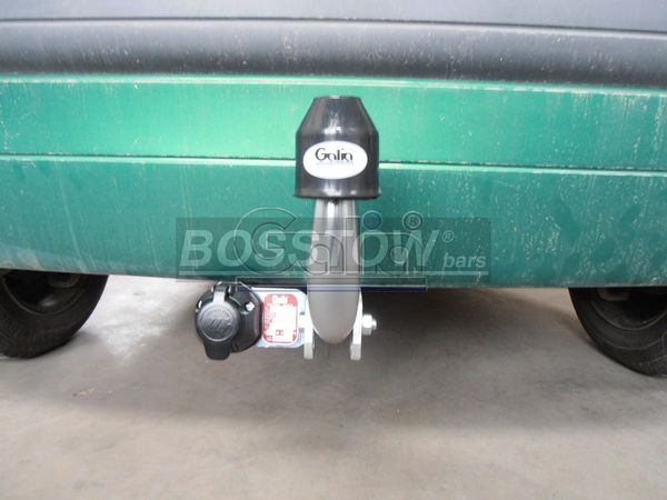 Anhängerkupplung für Renault-Clio - 1998-2001 II Fließheck, nicht 16V 1,8 Rsi Baccara Ausf.:  feststehend