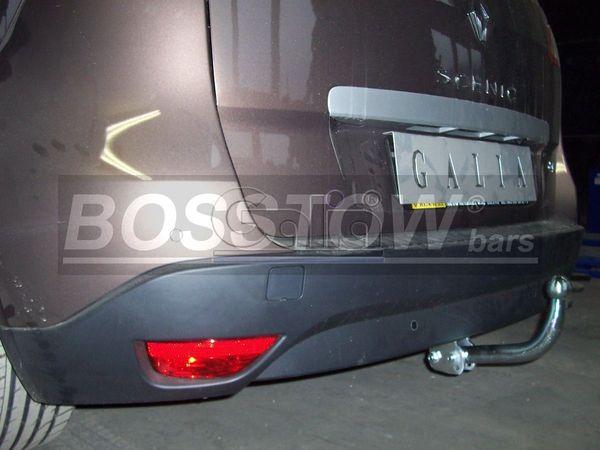 Anhängerkupplung für Renault-Scenic - 2008-2013 Scenic III Ausf.:  feststehend